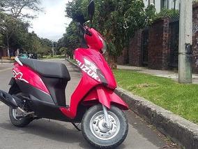 Suzuki Lets 110 Roja