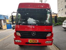 Mercedes-benz Atego 2425 4 Eixo 2009