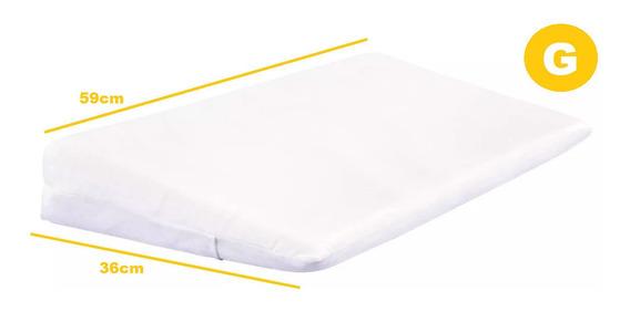 Travesseiro Anti-refluxo Para Berço Bebê Rampa Cama Grávida