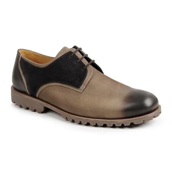 Sapato Casual Masculino Derby Sandro Moscoloni Ioshua