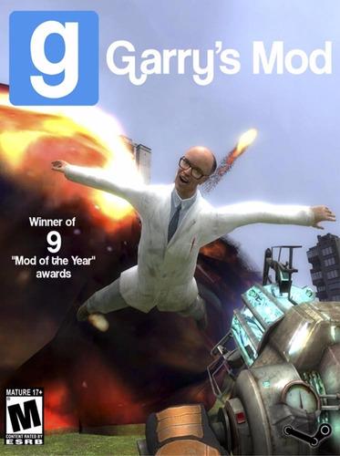 Garry's Mod Pc Español + Online Steam Original