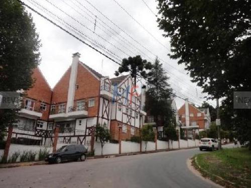 Imagem 1 de 15 de Ref 6065  Excelente  Apartamento Duplex Com 02 Suítes E 2 Vagas No Bairro: Capivari - 6065