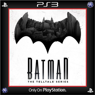 Batman - The Telltale Series Season Pass Ps3 Digital Español