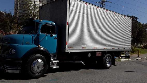 Caminhão Mercedes 1113 - Ótimo Estado!