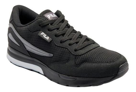 Tênis Fila Extra Runner Preto Masculino 880203 Caminhada