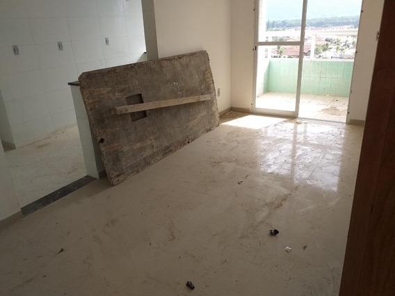 Apartamento Em Balneário Flórida, Praia Grande/sp De 43m² 1 Quartos À Venda Por R$ 276.387,63 - Ap217062