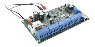 Panel Hibrido 8 A 144 Zonas, Conexión Ip En Tarjeta Compatib
