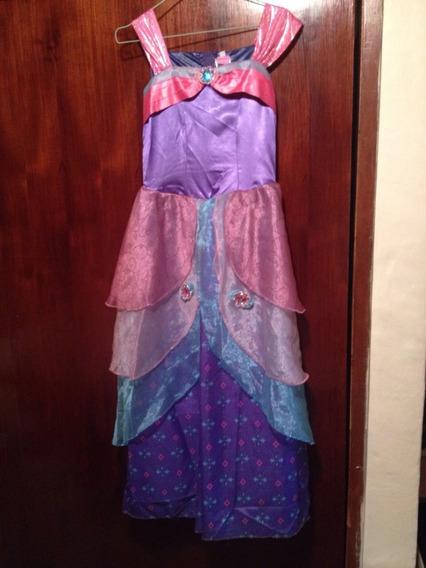 Disfraz De Princesa Con Diadema