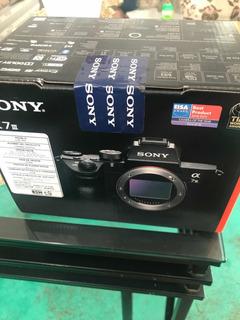 Camara Sony Alpha 7m3