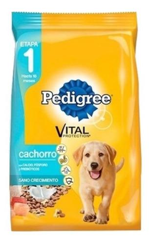 Pedigree Cachorro Sano Crecimiento 21 Kg + Envío Gratis!