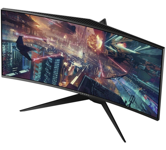 Alienware Aw3418dw 120hz Ultrawide G-sync Ips Gaming Monitor