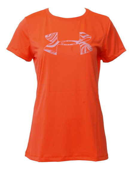 Remera Under Armour Training Tech Ssc W Mujer Nf