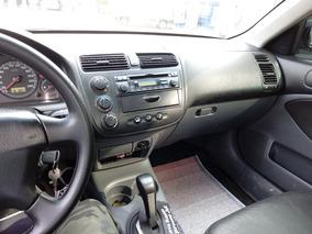 Honda Civic 1.7 Lxl Aut. 4p 130 Hp 2005