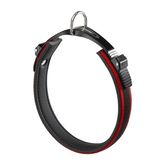 Ergocomfort 75453922 Collar, Medium, Color Rojo
