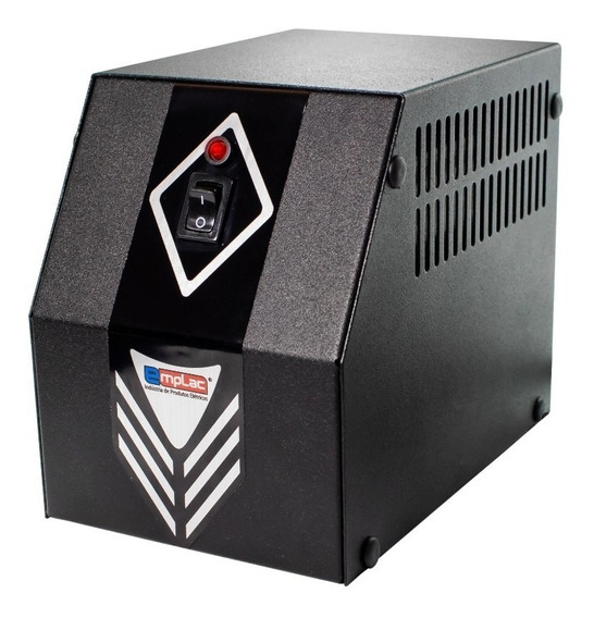 Protetor Eletrônico 2000va (1200w) Entrada 220v Saida 220v