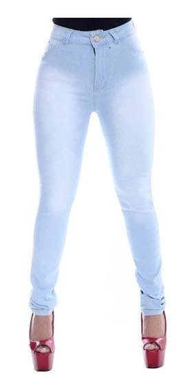 Combo 2 Calça Jeans Feminina , Jeans Feminina Lycra