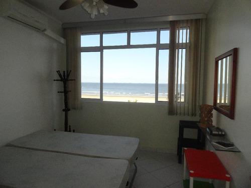 Apartamento À Venda, 40 M² Por R$ 220.000,00 - José Menino - Santos/sp - Ap3277