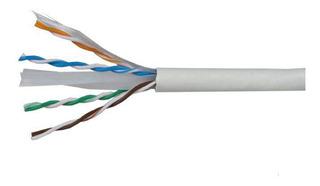 Nanotek Cable Utp Cat6 Por 20 Metros Armado