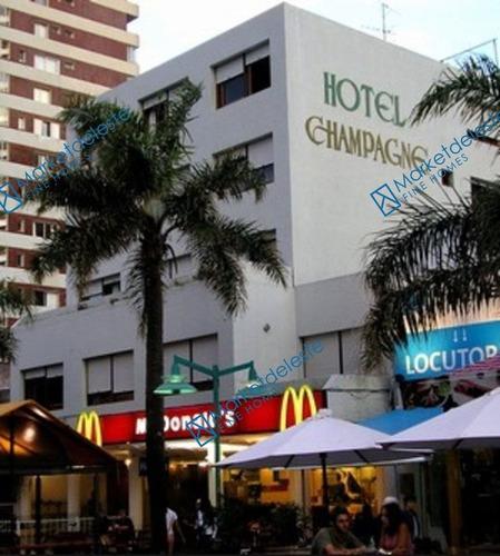 Hotel - Planta Baja Y 5 Pisos