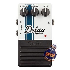 Pedal De Efeito Delay Fender Guitarra Frete Gratis