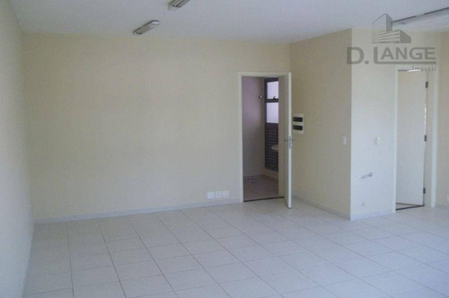 Sala Comercial Para Locação, Jardim Chapadão, Campinas - Sa1027. - Sa1027