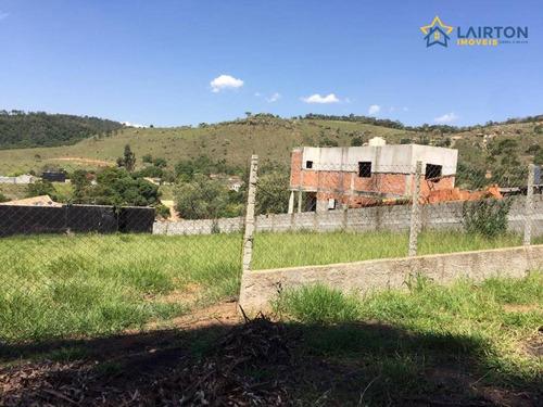 Terreno À Venda, 1000 M² Por R$ 152.000 - Vitória Régia - Atibaia/sp - Te0734