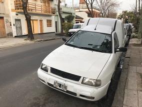 Volkswagen Caddy 2000 1.9 Sd Papeles Al Dia