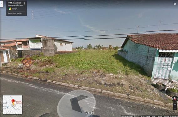 Terreno Para Alugar No Bairro Centro Em Mongaguá - Sp. - 158-2
