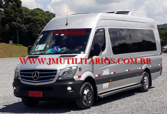 Mercedes Benz Sprinter 515 Ano 2017 Executiva 21l Jm Cod 929