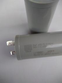 Capacitor Permanente 35uf 250v Weg Maquina De Lavar