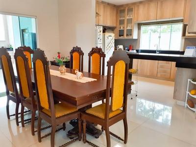 Casa Em Plano Diretor Sul, Palmas/to De 346m² 4 Quartos À Venda Por R$ 1.350.000,00 - Ca95600