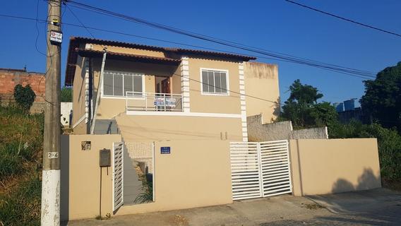 Casa Para Locação Anual No Caluge Em Itaboraí - Rj - 1670