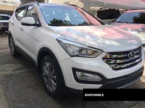 Hyundai Santa Fe 15 Blanco