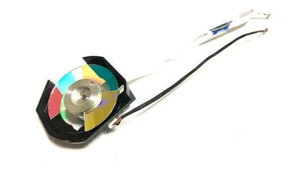 Disco De Cores C/flat Projetor Benq Mp511+ Mp511