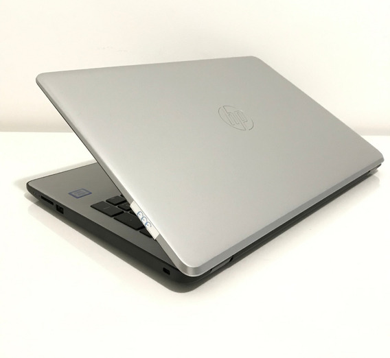 Notebook Hp I3 7100 2.4ghz/4gb/1tb/led/wifi - Novo Completo!