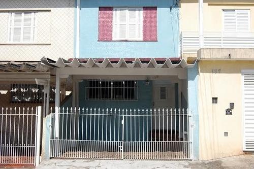Imagem 1 de 8 de Casa Sobrado Em Alto Do Ipiranga  -  São Paulo - 1718