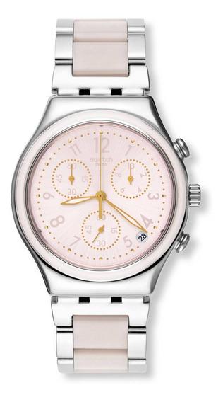 Reloj Swatch Dreamnight Rose Ycs588g