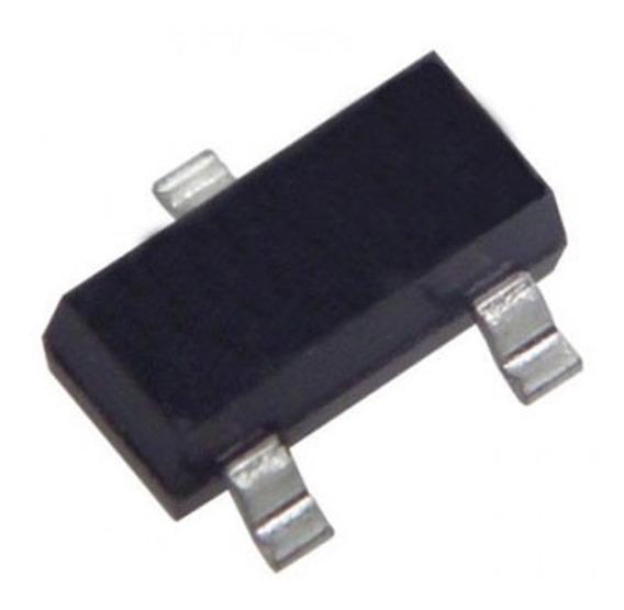 Diodo Zener 3,3v Bzx84c3v3 - 0,25w - Sot-23 - Kit 50 Peças