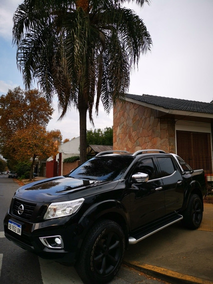 Nissan Np300 2017 2.3 Frontier Le Cd 4x4 At