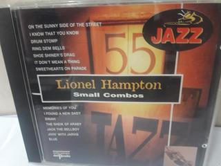 Cd Lionel Hampton Small Combos Jazz