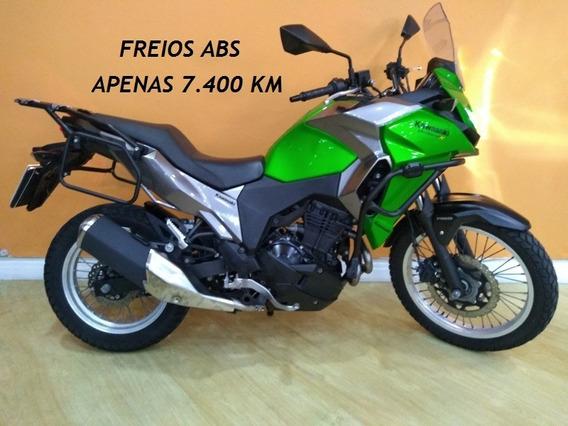 Kawasaki Versys X 300 Abs 2018 Verde
