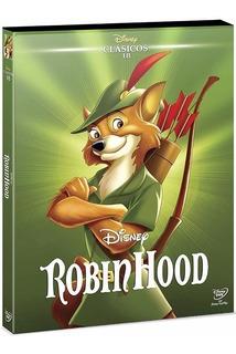 Pelicula Dvd Robin Hood Disney Clasicos 18
