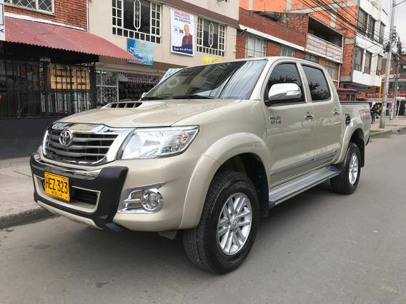 Toyota Hilux Srv Mt 3000cc 4x4 Td