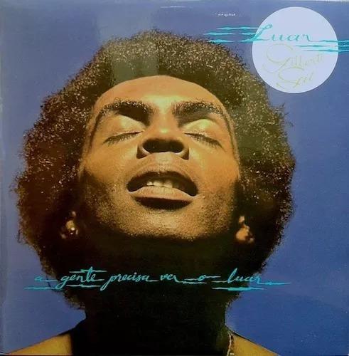 Lp Gilberto Gil A Gente Precisa Ir Ver O Luar Contém Encarte