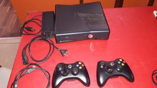 X Box 360 + 2 Mandos + Juegos + Kinect + Disney Infinity