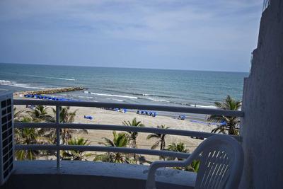 Arriendo Apartamento Vista Al Mar Bocagrande