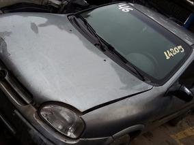 Gm Corsa Sedan 1.6 8v Ano 1999 So Pra Retirada De Pecas