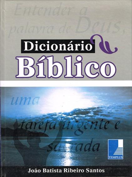 Dicionário Bíblico Com Atlas Bíblico