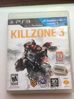 Kill Zone 3 Ps3 Videojuego Playstation