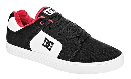 Tenis Dc Shoes Method Tx Black Tallas De #25½ A #29 Hombre